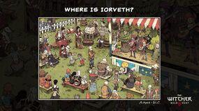 Tw comics Where is Iorveth