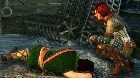 Prison Barge (The Witcher 2) Full HD