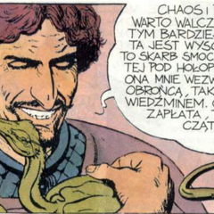Borch as seen in graphic novel.