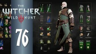 Bear School Witcher Gear - The Witcher 3 DEATH MARCH! Part 76 - Let's Play Hard