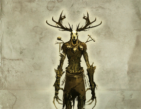Twag monster leshen