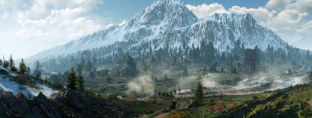 File:Skellige mountains.jpg