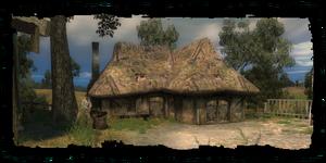 Places Healers hut