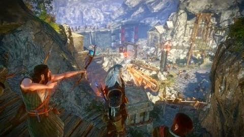 The Siege of Vergen (The Witcher 2) Full HD