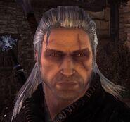 The Witcher 2 Geralt