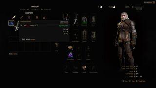 Tw3 inventory screen
