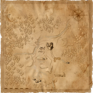 Map of the Fields