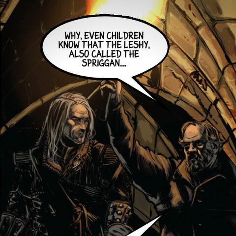 Geralt and <a href=
