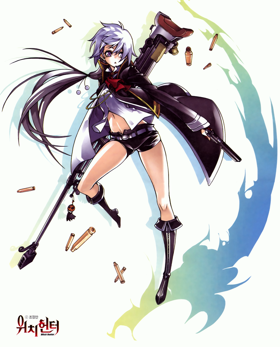 Image Color Splash 11png Witch