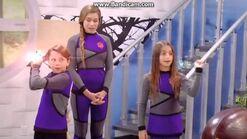 Samantha's Team