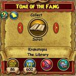 TomeoftheFangScroll-Quest