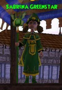 SabrinaGreenstar-WizardcityNPC