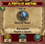 A Private Meeting 2