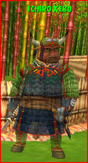 NPC Ichiro Kebo