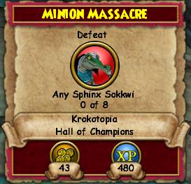 Minion Massacre
