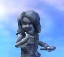 Selena Gomez Statue