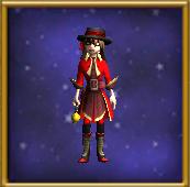 Watchman's Uniform Female