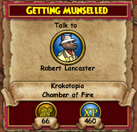 Getting Munselled