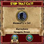Stop That Cat!