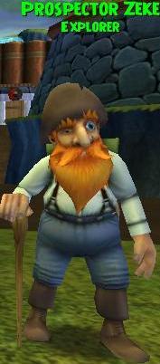 NPC GH Prospector Zeke