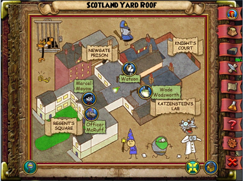 Scotlandyardroof