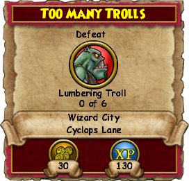Too Many Trolls