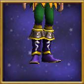 Footsoldier's Footgear Female