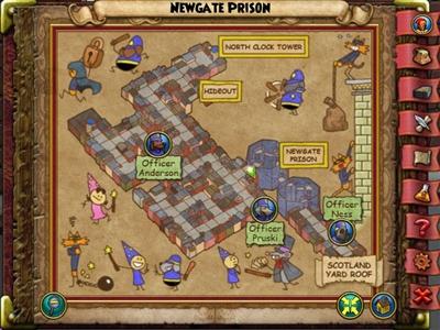 Newgate Prison Cat