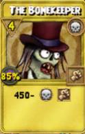 The Bonekeeper Treasure Card