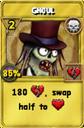Ghoul Treasure Card
