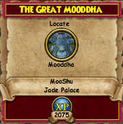 The Great Mooddha