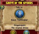 Grove of the Spiders