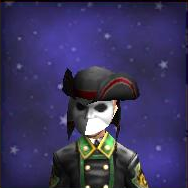 Hat MB Helm of Horrors Male