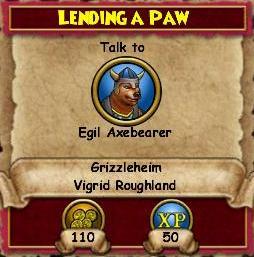 Q GH Lending a Paw