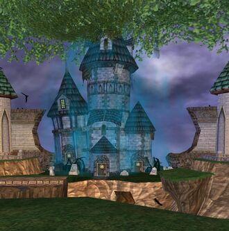Hallowe'en Towers