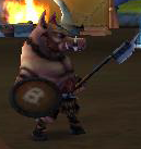 Splithoof Barbarian