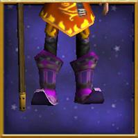 Jacques' Artificial Sandals Male