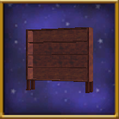Maple Bookcase