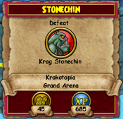 Stonechin (Quest)
