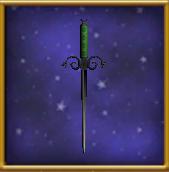 Conventional Dagger