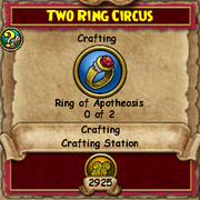 Two Ring Circus 1