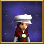 Hat Hardened Cap Female