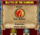 Battle of the Sunbird