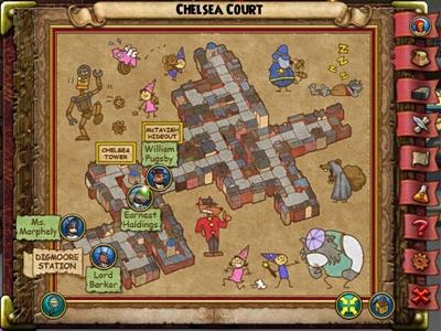 Chelsea Court Cat
