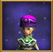 Hat Triton's Topper Female