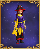 Robe WC Stormcaller's Robe Female