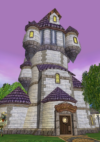 Golem Tower