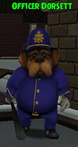 Officer Dorsett