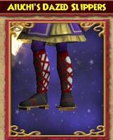 Boots MS Aiuchi's Dazed Slippers Female