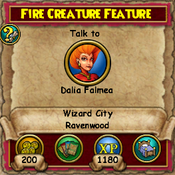 Fire Creature Feature 3
